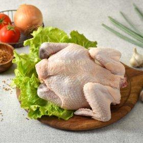 農場晃晃 - 亞麻籽雞放養母土雞(全雞)