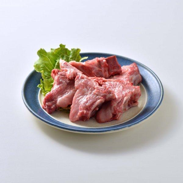農場晃晃 - 亞麻籽豬豬三角骨(切塊)