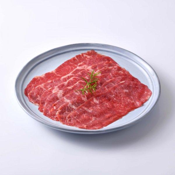 農場晃晃 - 安格期黑牛頂級手切燙牛肉片
